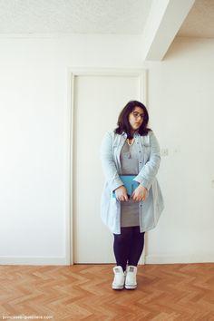 my last #plussize #fatshion #outfit ! #fatshion #psblogger