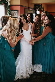 Time to squad up! From sequin gowns to boho babes, here are 20 trendy bridesmaid dress ideas that will make your bridal party flawless!
