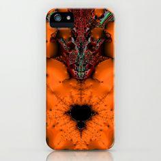 Voodoo Spirit iPhone & iPod Case by Bebop's Place - $35.00