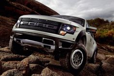 Ford announces SVT Raptor off-road school.  FUN!