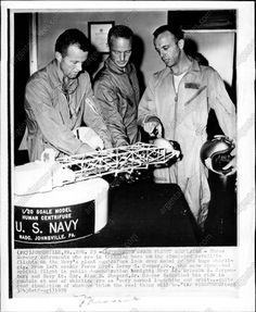 Astronauts Gordo Cooper, Scott Carpenter and Alan B. Space Astronauts, Nasa Astronauts, Project Mercury, John Glenn, Nasa History, Vintage Space, Space Race, Space Program, Life Magazine