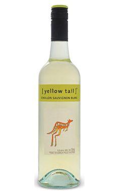Yellow Tail Semillon Sauvignon Blanc South Eastern Australia - 12 Bottles Yellow Tail Wine, Just Wine, Liquor License, Organic Fruit, Sauvignon Blanc, Vodka Bottle, Bottles, White Wines, Alcohol