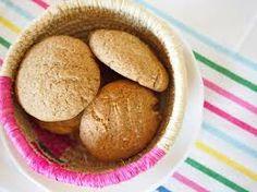 Μπισκότα βουτύρου με μπαχαρικά
