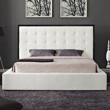 Amelia Upholstered Platform Bed
