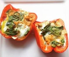 IDEAL PROTEIN PHASE 1 & 2 FRIENDLY! Ingredients 1-2 eggs and 2 egg whites 1/4 of a chopped white onion 1 cup spinach, chopped 1-2 tbsp. salsa of choice 1 medium sized bell pepper Directions Sauté the onion and spinach in 1/2 tsp olive oil. Season …