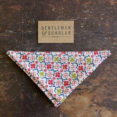 Gentleman & Scholar Pocket Square