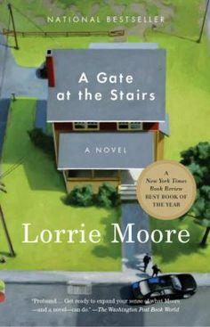 Cover art for A Gate at the Stairs