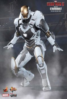 Hot Toys Iron Man Mark XXXIX Starboost | Vamers Store