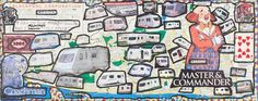 Damian Le Bas, Master & Commander, 2011 Master And Commander, Blackpool, Caravan, Collages, City Photo, It Works, Paintings, Artist, Stockings