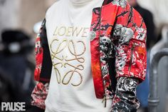 // Here's our men's round up ofParis Fashion Week day 2 street style by photographer Jake Hateley. Please credit @PAUSE_Online & @JakeHateleyPhotographyif shared online. //
