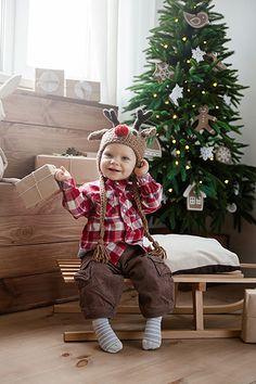 Новогодняя фотосессия от Fafastudio ))) #Christmas #Photoshoot #Fafastudio #baby