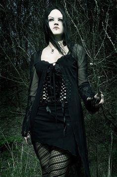 #Goth girl, dress not girl