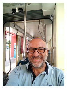la prima volta in tram