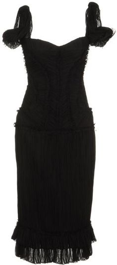 Alexander Mcqueen Mid-Length Dress