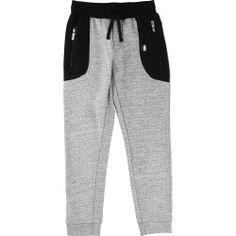 KARL LAGERFELD - Jogging gris et noir