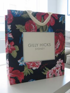 Gilly Hicks - love this store