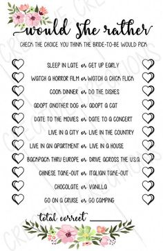 Bachelorette Parties may be quite fun however yet really taxing to plan. If you are actually seeking exactly how to organize a bachelorette event on a budget Bridal Shower Planning, Wedding Shower Games, Bridal Shower Party, Wedding Games, Bridal Shower Checklist, Wedding Venues, Wedding Showers, Wedding Destinations, Simple Bridal Shower