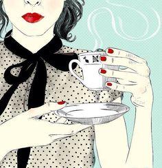 """Y el sabor del café, en un lunes por la mañana, sabe a """"pedazos de limón seco bajo el negro duro de las botellas (Garcia Lorca, Federico. """"Poemas de la soledad en Columbia University"""").  T. And the taste of a monday coffee, is like lemon."""