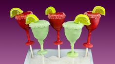 How to Make Margarita Cake Pops by Cookies Cupcakes and Cardio
