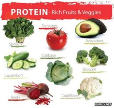Protein foods - Healthy Food for Fitness