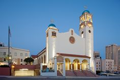 California   St. Joseph Catholic Cathedral in San Diego, CA - From your Trinity Stores crew.