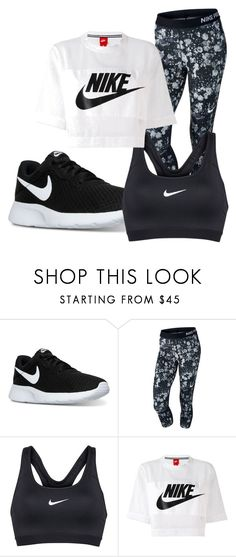 """Nike all in"" by lizza6843 on Polyvore featuring NIKE"