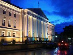 Tartu University, Estonia. #travel #photos #estonia