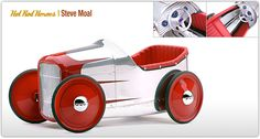 Awesome pedal cars!