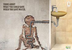 Officina Virale: Alzi la mano chi non spreca l'acqua