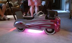 hot rod radio flyer truck | Heres The Suicide Hood By Br0kenb20 At 2011 05 30