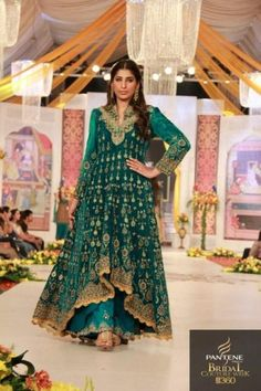 Charu Parashar Wedding Collection At Pantene Bridal Couture Week (PBCW) 2012_7