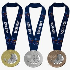 Sochi 2014 Medals Collection Model available on Turbo Squid, the world's leading provider of digital models for visualization, films, television, and games. Youth Olympic Games, Winter Olympic Games, Winter Games, Russia Winter, Olympic Medals, Summer Olympics, Model, Priscilla Barnes, Jennifer Lee