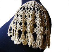 Ажурный рукав крючком Красивое добавление к платью - YouTube Crochet Accessories, Sewing, Lace, Women Bikini, Crafts, Camera Phone, Dresses, Fashion, Crochet Purses