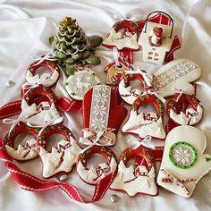 #christmas #gingerbred #royalicingcookies