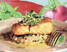 Quinoa con salmó