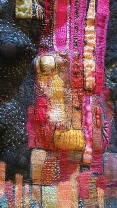 Posted by Interlaced-Textile Arts on Facebook...