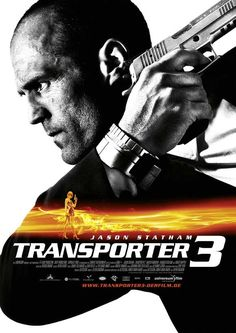 Transporter - early influence but as much as I do enjoy these films, I do have an inkling on making Hunter more a character than standard action man / woman spectular