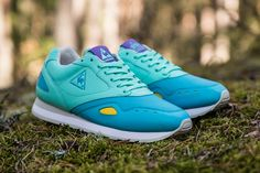 Flash - Sneakersnstuff x le coq sportif