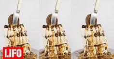 Παγωτό ρυζόγαλο κανέλα, σορμπέ αχλάδι με ούζο και μερικές ακόμη εντυπωσιακές παγωτοκατασκευές που θα συγκινήσουν και τους πιο απαιτητικούς ουρανίσκους
