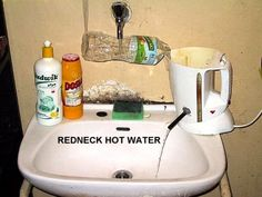 Redneck Humor (not trying to make fun of anyone that is country but it is sorta true)