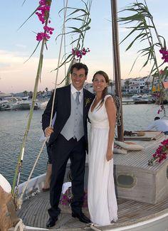 La romántica boda de Patricia, hija de Artur Mas, con Rubén Torrico #bodas #novias