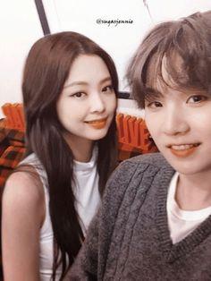 Yoongi x Jennie