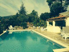 Location vacances villa Porto Vecchio: ESPACE PISCINE  420€/semaine