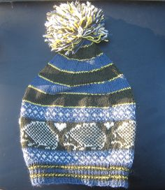 The Hedgehog Hats - Free Knitting Pattern by Elise Cohen