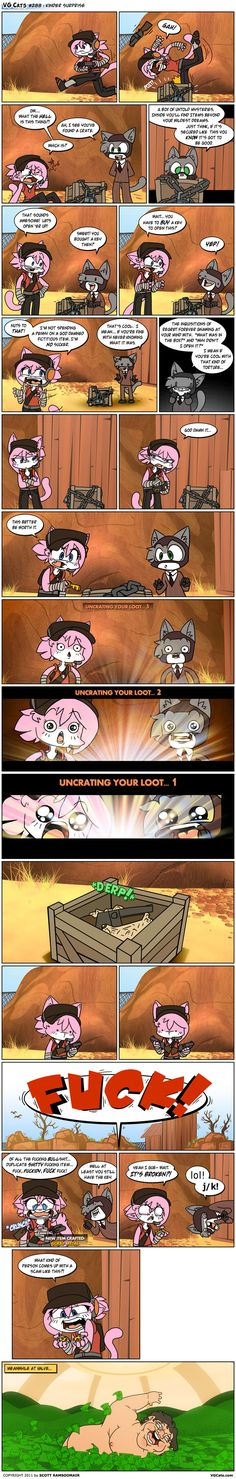 This cartoon sums up microtransactions in video games nicely.