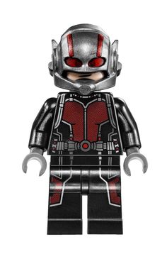 I thought the idea of Ant Man was really dumb, so I never got a LEGO Ant Man.  After seeing how great he was in Captain America Civil War, I really regret it. :-(
