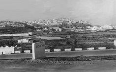 Sidi Ifni (سيدي إفني) at times of spanish sovereignty.