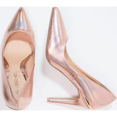 Head over Heels by Dune ADDELYN Szpilki rose gold  Zalando