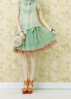 fuwari green