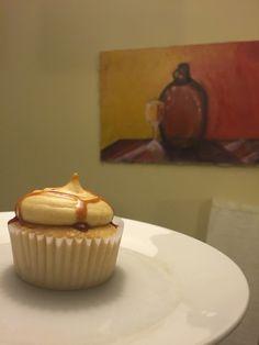 Cupcake de Caramelo Salado
